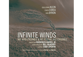 G. Klein, D. Byron, Chick Corea - Infinite Winds [CD]
