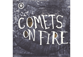 Comets On Fire - Blue Cathedral - (LP + Download)