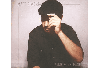 Matt Simons - CATCH & RELEASE [CD]