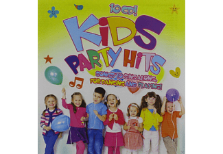 VARIOUS - Kids Party Hits - (CD)