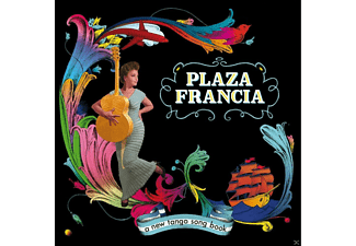 Plaza Francia - A New Tango Song Book - (Vinyl)