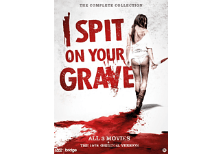 I Spit On Your Grave 1-3 | DVD