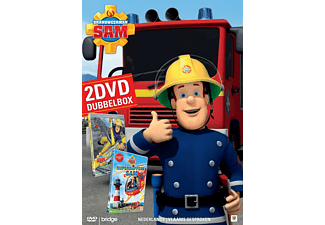 Brandweerman Sam Box | DVD