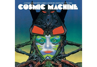 VARIOUS - Cosmic Machine- A voyage acro - (Vinyl)