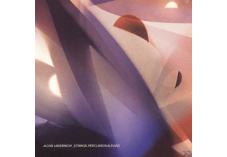 Jacob Anderskov - Strings, Percussion & Piano - (Vinyl)