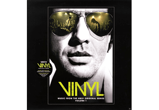 VARIOUS - Vinyl:Music From The Hbo Original Series Vol.1 - (Vinyl)