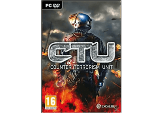 CTU (Counter Terrorism Unit) PC
