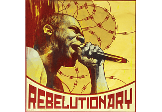 Reks - Rebelutionary - (Vinyl)