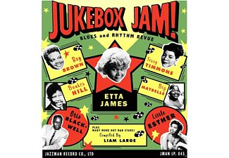 VARIOUS - Jukebox Jam - (Vinyl)