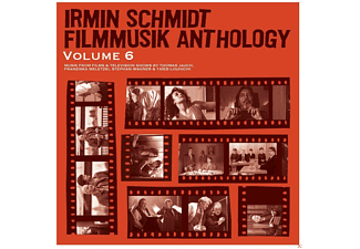 Irmin Schmidt - Filmmusik Anthology 6 - (CD)