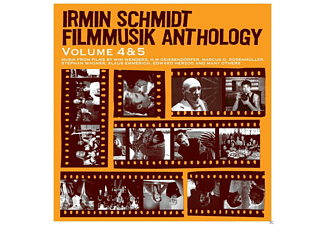 Irmin Schmidt - Filmmusik Anthology 4 & 5 (2CD) - (CD)