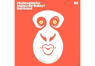 Modeselektor - Happy Birthday Pt.2 - (Vinyl)