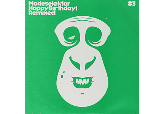 Modeselektor - Happy Birthday Remixed Part 3 - (Vinyl)