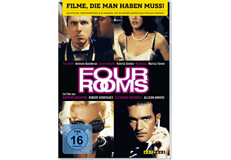 Four Rooms Komödie DVD