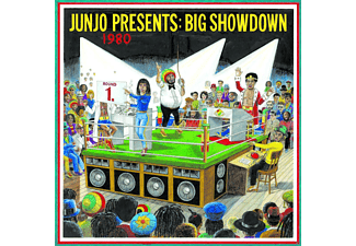 Scientist, Henry 'junjo' Lawes - Junjo Presents: Big Showdown (2LP+Poster) - (Vinyl)