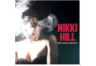 Nikki Hill - Heavy Hearts,Hard Fists - (Vinyl)
