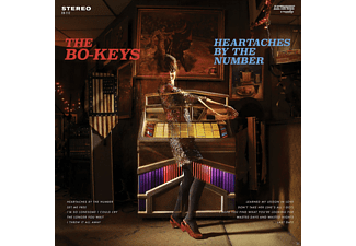 Bo-keys - Heartaches By The Number - (Vinyl)