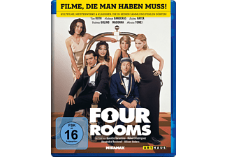 Four Rooms - (Blu-ray)