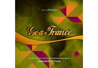 VARIOUS - Goa Trance Vol.32 [CD]