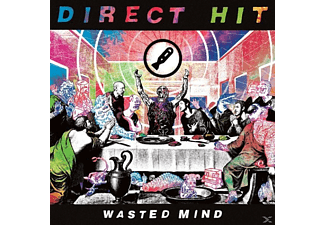 Direct Hit - Wasted Mind - (CD)