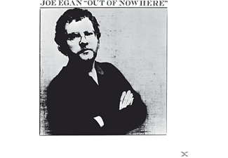 Joe Egan - Out Of Nowhere (Coloured Vinyl) - (Vinyl)