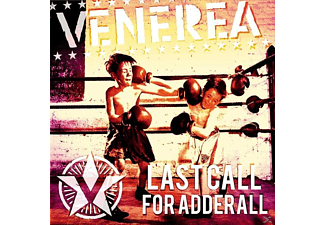 Venerea - Last Call For Adderall [Vinyl]