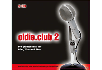 VARIOUS - Oldie Club 2 - (CD)
