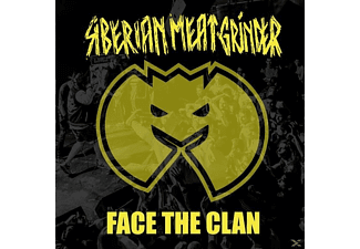 Siberian Meat Grinder - Face The Clan/Walking Tall (Lim.Ed.) - (Vinyl)