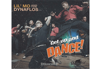 Lil' Mo, The Dynaflos - Get Up And Dance! [CD]