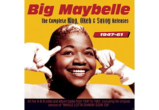 Big Maybelle Smith - The Complete King,Okeh and Savoy Releases 1947-61 - (CD)