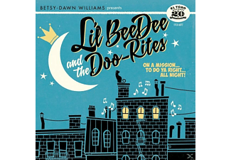 Lil' Beedee & The Doo-rites - On A Mission...To Do Ya Right...All Night - (CD)