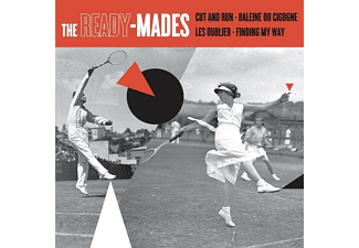 The Ready-mades - Cut And Run EP - (Vinyl)