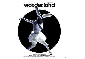 VARIOUS - Songs From Wonder.Land - (Vinyl)