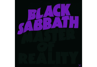 Black Sabbath - Master Of Reality (Jewel Case Cd) [CD]