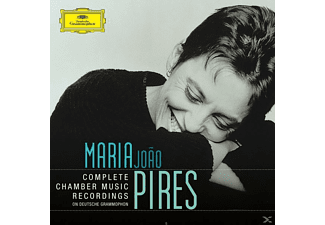 Maria Joao Pires - Complete Chamber Music Recordings On DG - (CD)