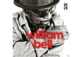 William Bell - This Is Where I Live - (CD)