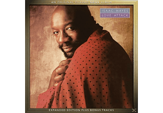 Isaac Hayes - Love Attack (Expanded+Remastered Edition) - (CD)