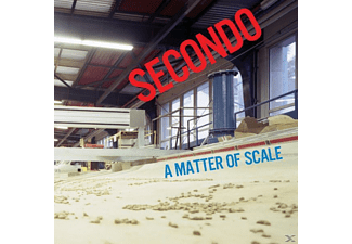 Secondo - A Matter Of Scale - (Vinyl)