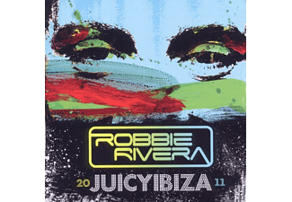 Robbie Rivera - Juicy Ibiza 2011 - (CD)