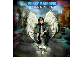 Punky Meadows - Fallen Angel - (CD)
