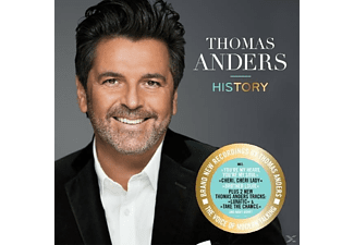Thomas Anders - History - Deluxe Edition (CD)