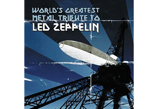 VARIOUS - Tribute To Led Zeppelin - (CD)