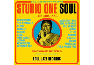 SOUL JAZZ RECORDS PRESENTS/VARIOUS - Studio One Soul - (Vinyl)