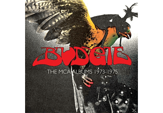Budgie - The Mca Albums 1973-1975 (3CD Box) - (CD)