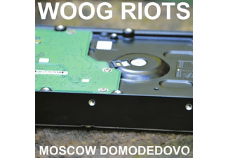 "Woog Riots, Tuff City Kids - Moscow Domodedovo (12"") - (Vinyl)"