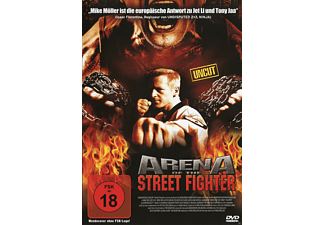 Arena of the Street Fighter [DVD]