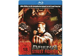 Arena of the Street Fighter - (Blu-ray)