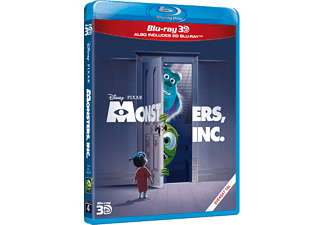 Monsters, Inc. Familj DVD