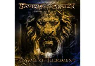 Savior From Anger - Temple Of Judgement - (CD)