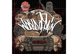 World Of Pain - End Game - (CD)